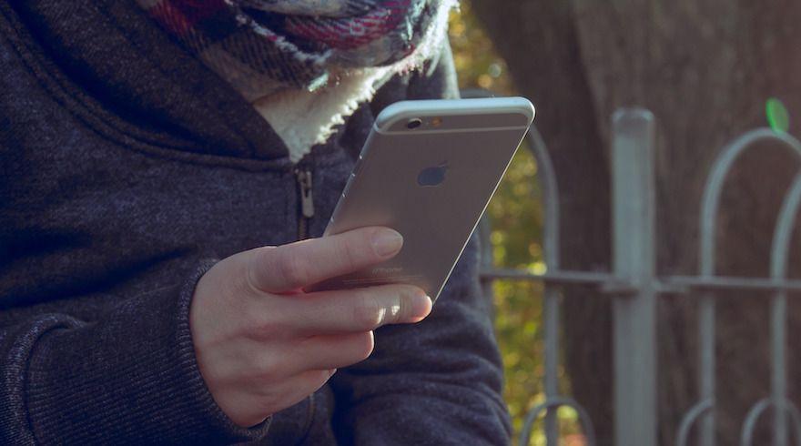 Cobertura iPhone