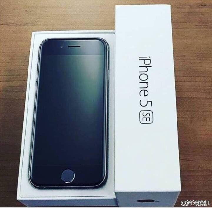 iphone 5se apariencia