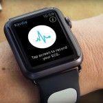 Kardia Band correa Apple Watch