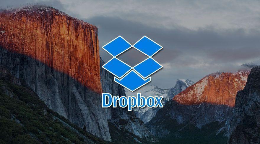 dropbox os x