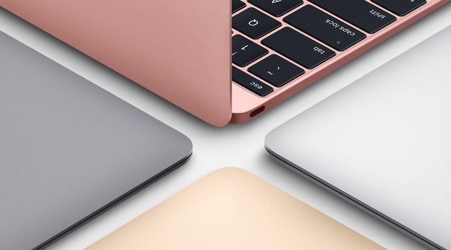 macbook colores