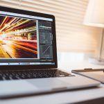 macbook editor grafico