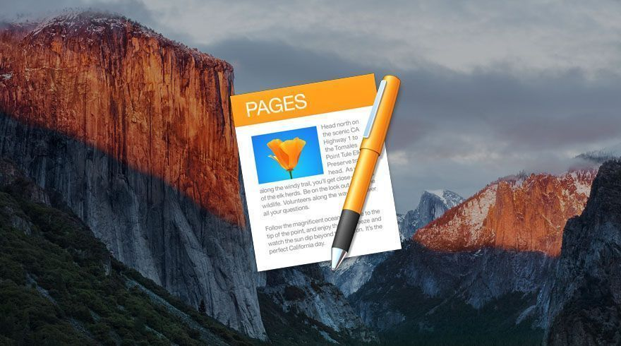 mejores procesadores de texto para mac