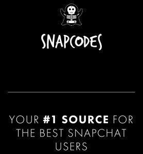 snapcodes snapchat