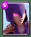 bruja clash royale