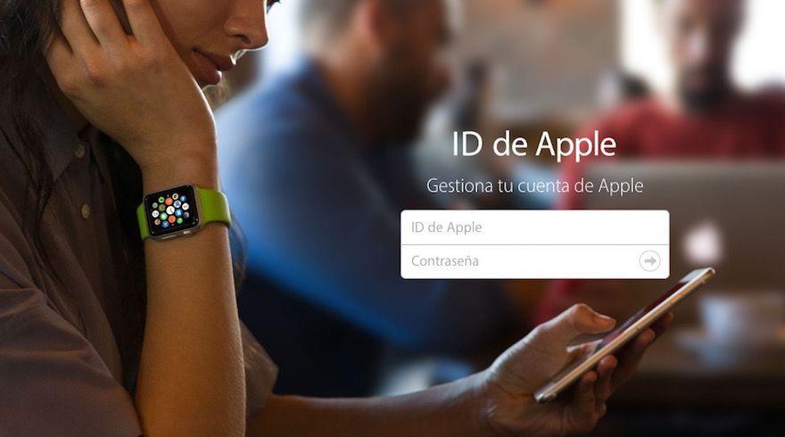 cuenta apple id