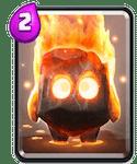 espiritus fuego clash royale