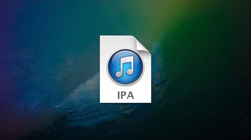 archivo ipa