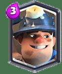 minero clash royale