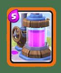 recolector elixir clash royale