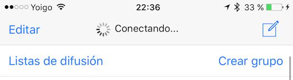 whatsapp caido 19 mayo