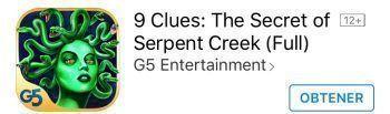 9 clues ios