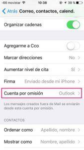 Correo iPhone 2