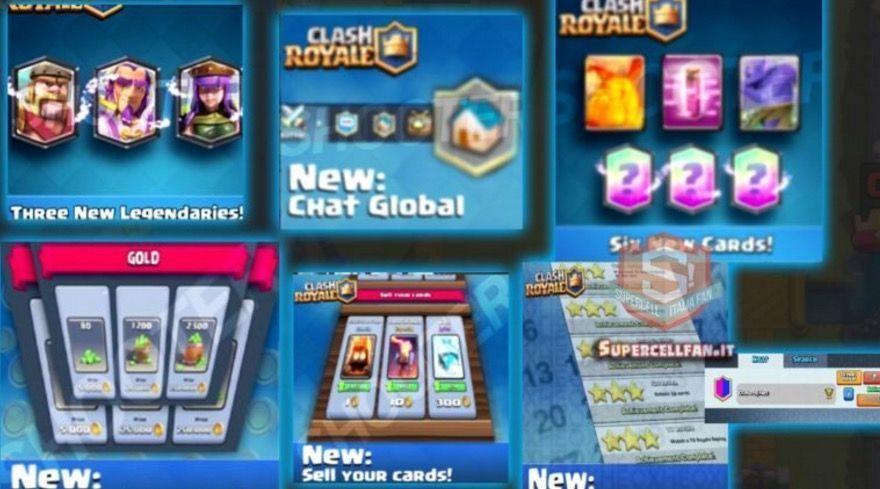 actualizacion clash royale junio novedades