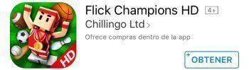 flick champions ios