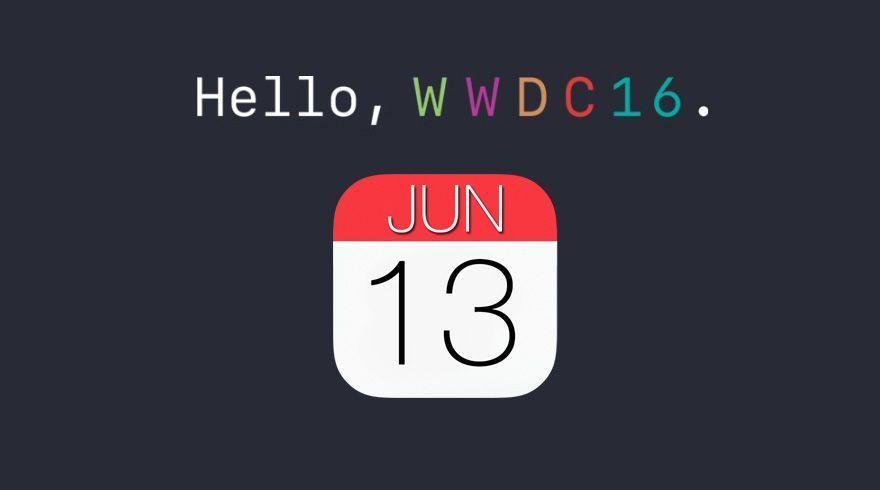horario wwdc 2016