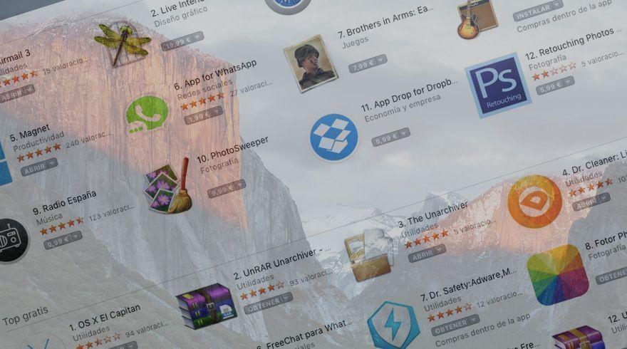 mac app store os x macos