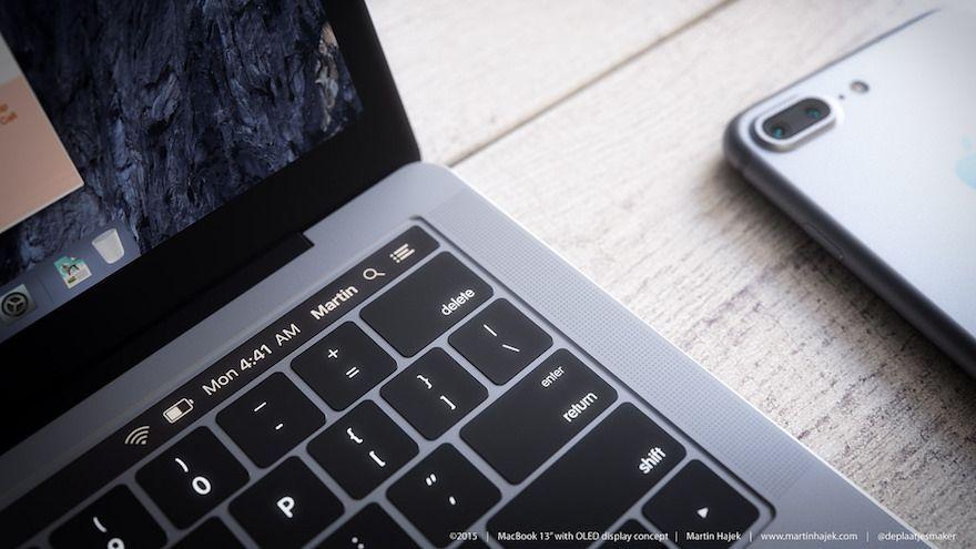 macbook pro 2016 lado