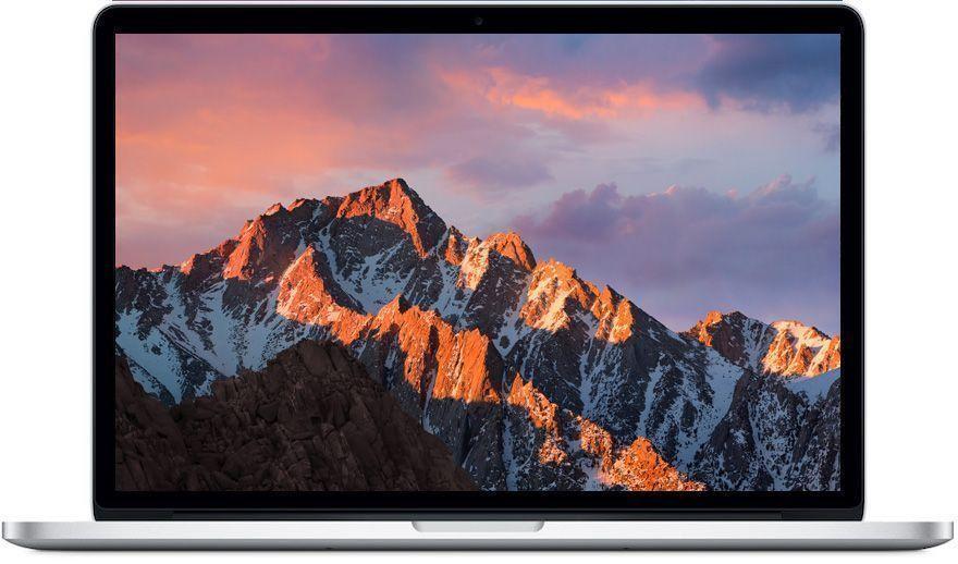 macbook pro macos sierra