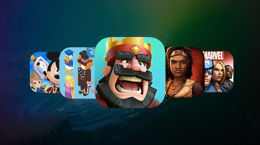 mejores juegos para iOS de 2016