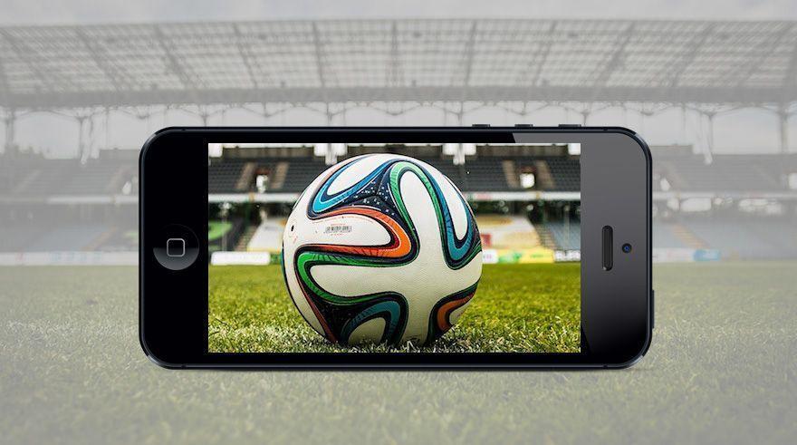 ver fútbol online gratis en iPhone