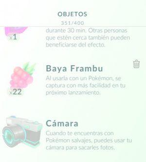 baya frambu pokemon go