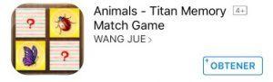 animals titan memory