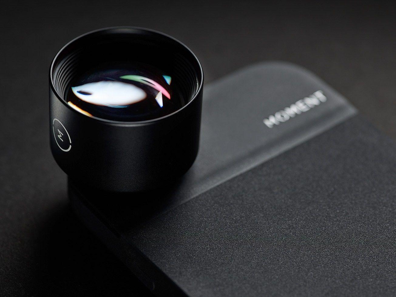 moment lens fotografía