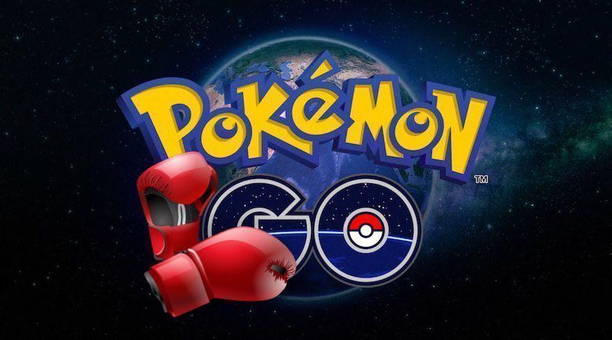 lucha gimnasio pokemon go