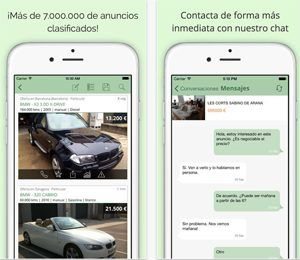 milanuncios iOS