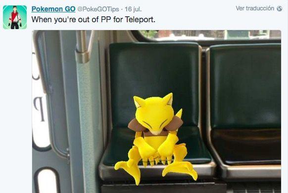 pokemon go 2 parodia twitter