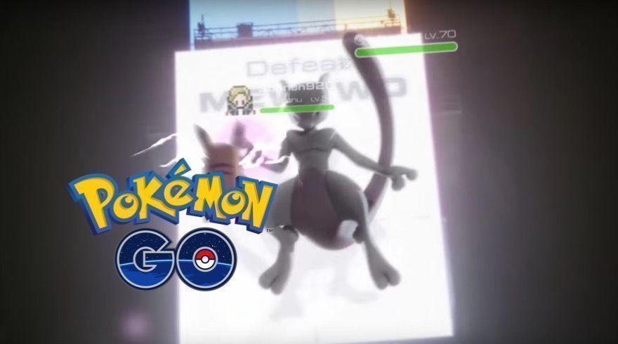 problema realidad aumentada mewtwo pokemon go