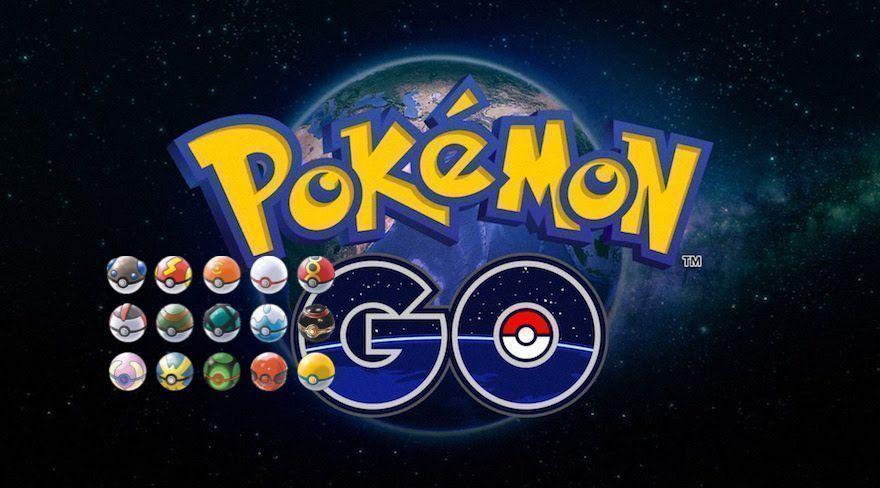 todos los objetos pokemon go