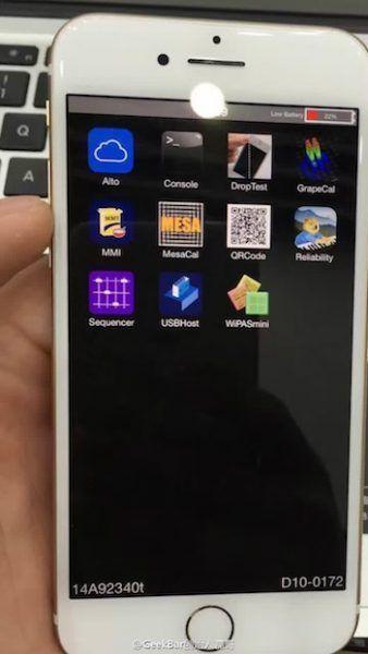 iphone 7 prototipo 1