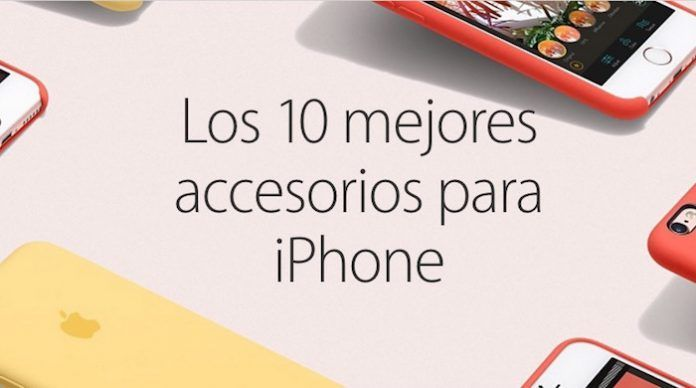 mejores accesorios iphone