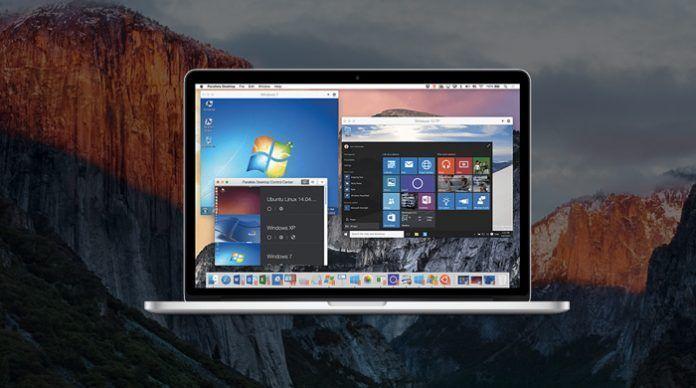 parallels mac