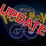 pokemon go actualizacion