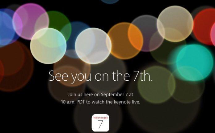 ver keynote apple 7 septiembre
