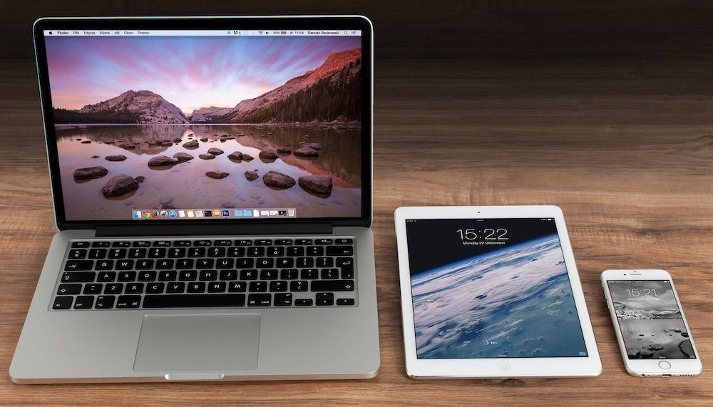 macbook ipad