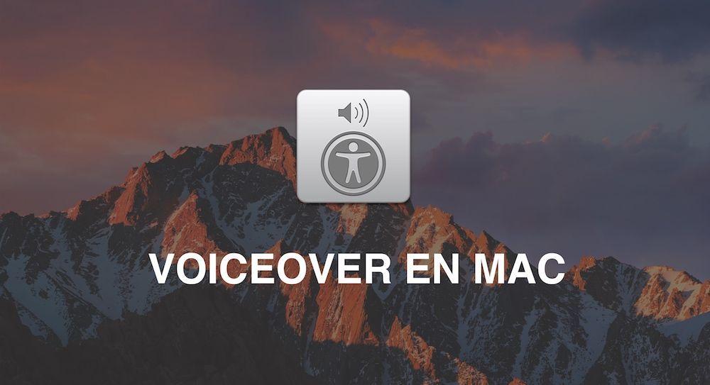 voiceover mac