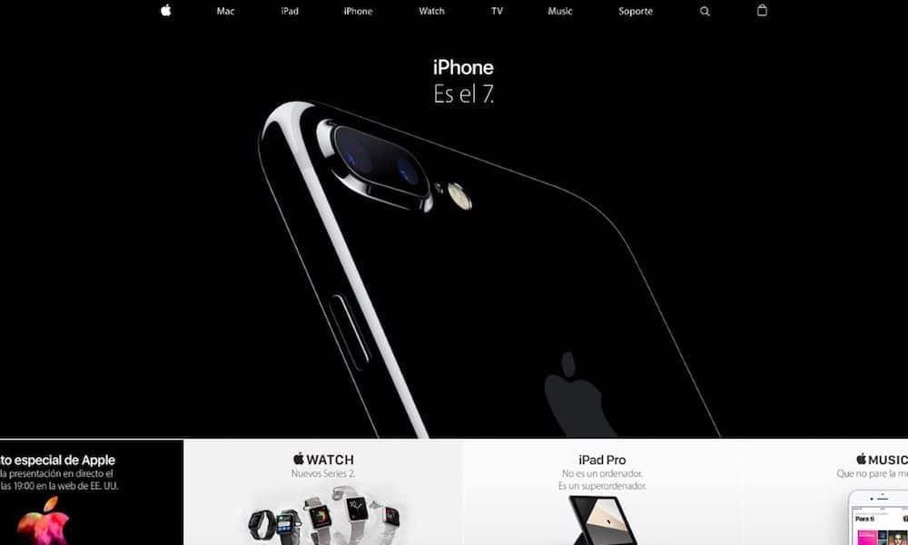 web apple