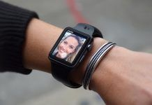 Apple Watch llamada video
