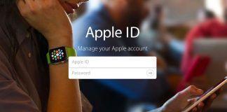 crear un Apple ID en Mac