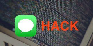 hack imessage
