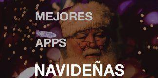 mejores apps navidad