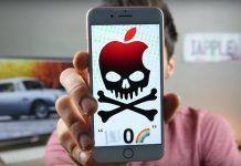 mensaje emoji bloquea iphone