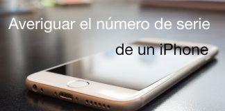 numero de serie de iphone