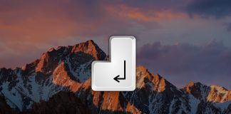 abrir archivos tecla enter mac
