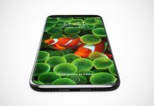 martin hajek concepto iphone 8