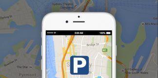 saber donde has aparcado google maps